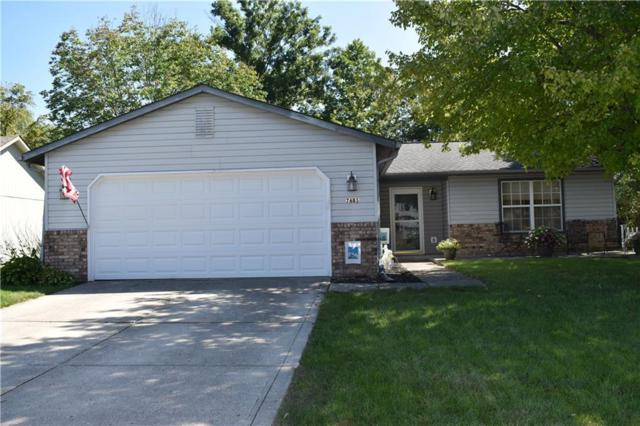 7685 Baywood Drive S, Indianapolis, IN 46236 (MLS #21595526) :: The ORR Home Selling Team