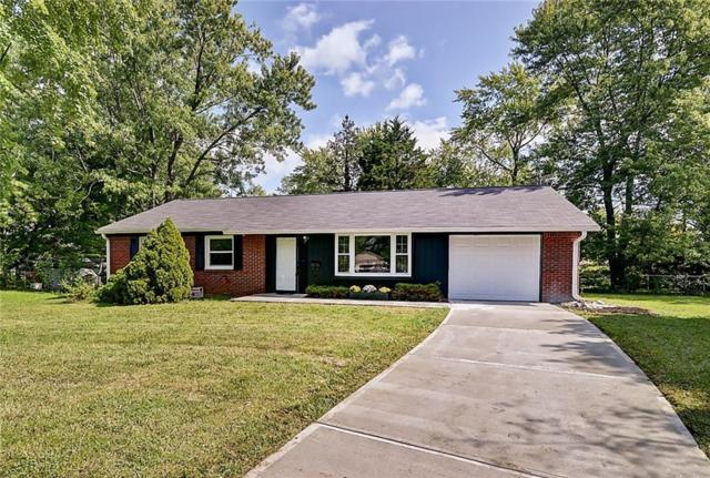 1909 Fairmont Court, Indianapolis, IN 46229 (MLS #21595528) :: Mike Price Realty Team - RE/MAX Centerstone