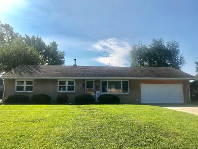 251 Millcreek Drive, Chesterfield, IN 46017 (MLS #21595553) :: The ORR Home Selling Team