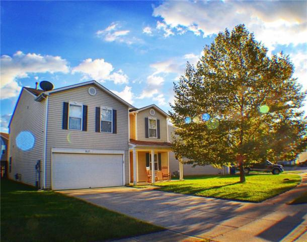 9117 Centenary Court, Camby, IN 46113 (MLS #21595581) :: Richwine Elite Group