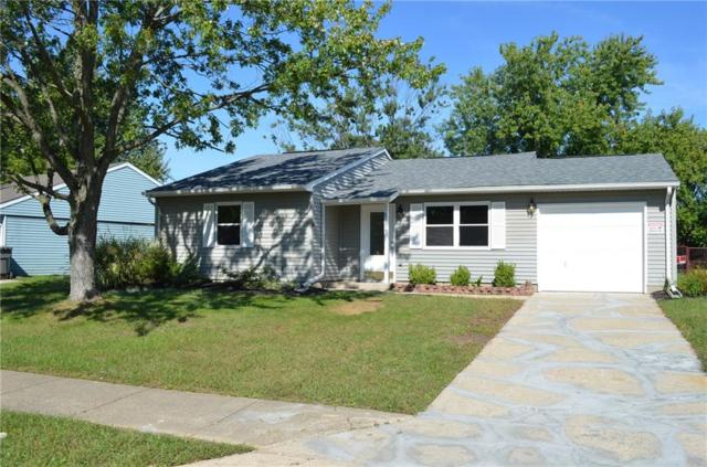 5404 Yucatan Drive, Indianapolis, IN 46237 (MLS #21595587) :: The Evelo Team