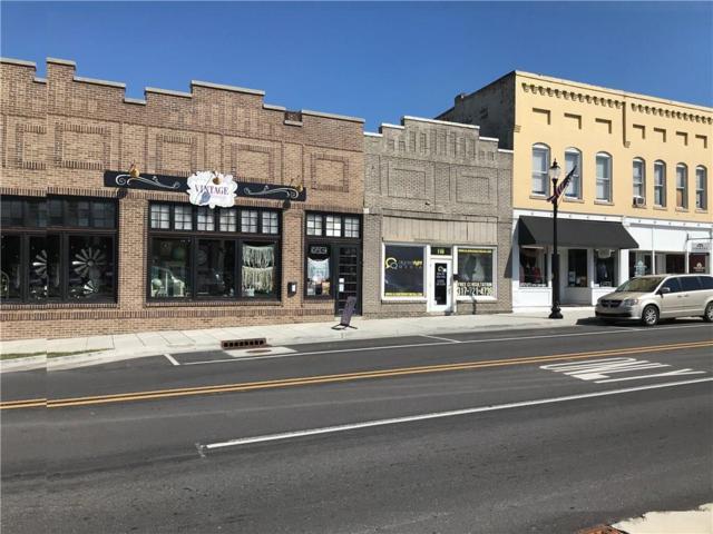 110 W Jefferson Street, Franklin, IN 46131 (MLS #21595702) :: AR/haus Group Realty