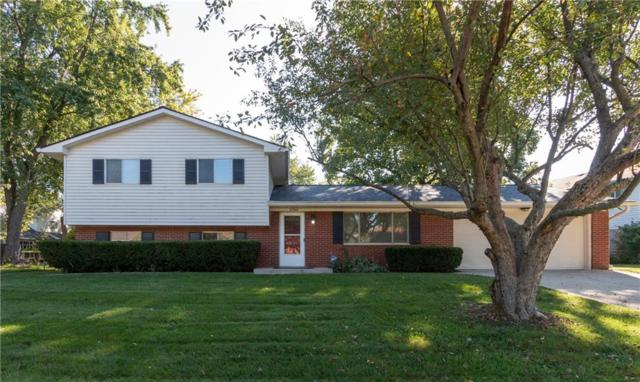 2733 Mercury Court, Indianapolis, IN 46229 (MLS #21595735) :: Mike Price Realty Team - RE/MAX Centerstone