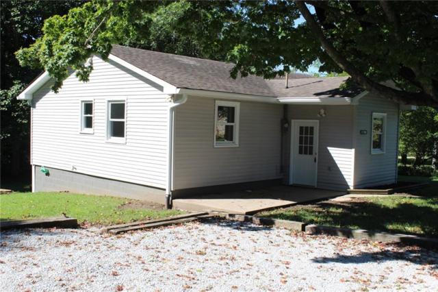 1181 W Van Buren Street, Alexandria, IN 46001 (MLS #21595746) :: The ORR Home Selling Team