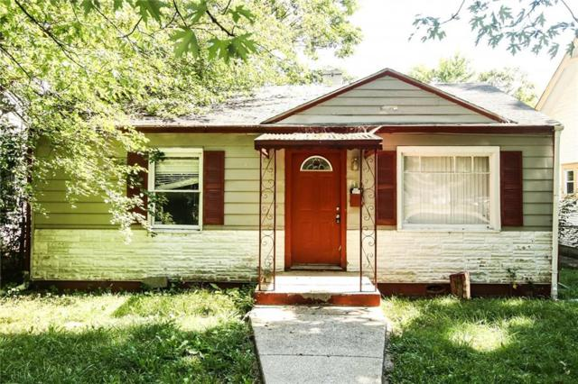4437 Ralston Avenue, Indianapolis, IN 46205 (MLS #21595780) :: Mike Price Realty Team - RE/MAX Centerstone