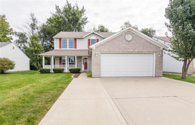 951 Atir Lane, Greenfield, IN 46140 (MLS #21595828) :: Mike Price Realty Team - RE/MAX Centerstone
