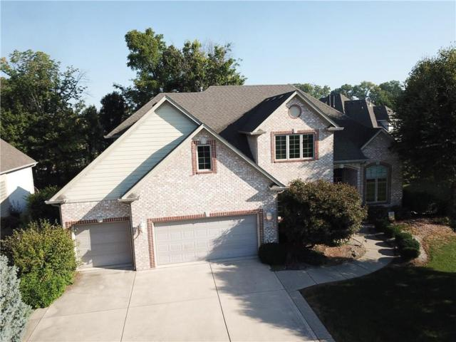 3636 Highland Park Drive, Greenwood, IN 46143 (MLS #21595836) :: HergGroup Indianapolis