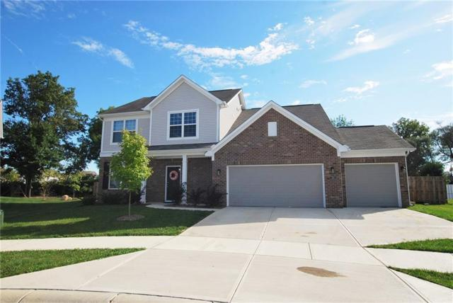 5398 John Quincy Adams Court, Plainfield, IN 46168 (MLS #21595861) :: Mike Price Realty Team - RE/MAX Centerstone