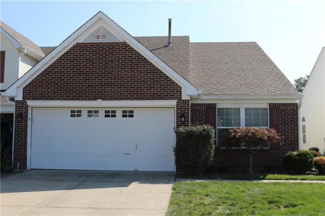 2813 Cadogan Drive, Greenwood, IN 46143 (MLS #21595865) :: HergGroup Indianapolis