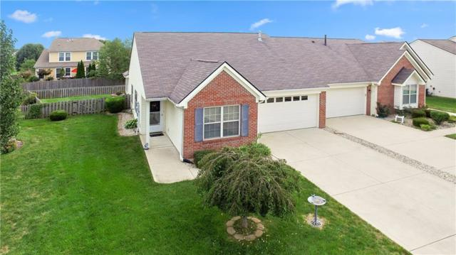 1313 Colony Park Circle, Greenwood, IN 46143 (MLS #21595882) :: FC Tucker Company