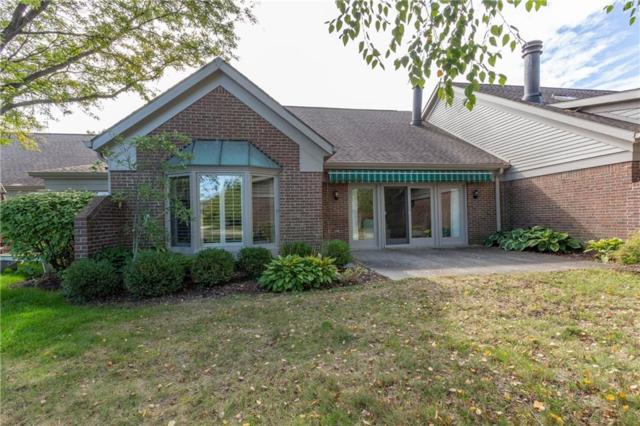 126 Olde Mill Bay, Indianapolis, IN 46260 (MLS #21595892) :: The Evelo Team