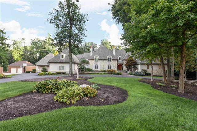 15134 Geist Ridge Drive, Fishers, IN 46040 (MLS #21595905) :: Mike Price Realty Team - RE/MAX Centerstone
