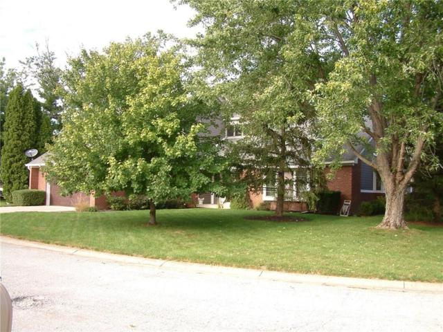 707 Royal Troon Court, Avon, IN 46123 (MLS #21595906) :: HergGroup Indianapolis