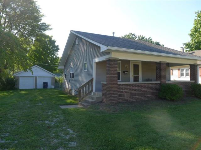 400 N 20th Avenue, Beech Grove, IN 46107 (MLS #21595937) :: Mike Price Realty Team - RE/MAX Centerstone
