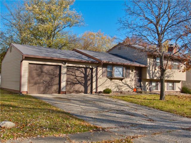 10346 Starview Drive, Indianapolis, IN 46229 (MLS #21595946) :: The Evelo Team