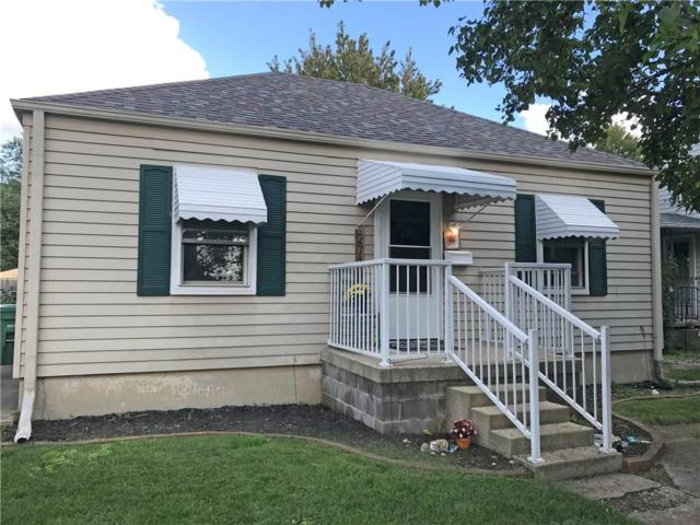 2714 Sunnyside Avenue, New Castle, IN 47362 (MLS #21595988) :: HergGroup Indianapolis