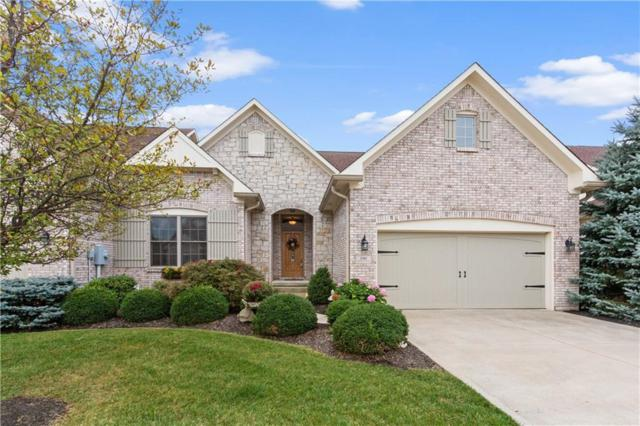 4503 Marigold Court, Greenwood, IN 46143 (MLS #21595994) :: Mike Price Realty Team - RE/MAX Centerstone
