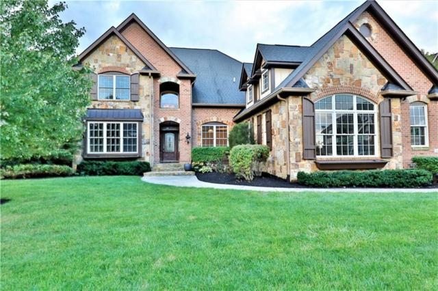 14707 Pleasant Crest Avenue, Fishers, IN 46037 (MLS #21596005) :: Richwine Elite Group