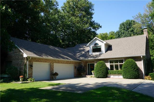 1065 Twin Branch Drive, Martinsville, IN 46151 (MLS #21596012) :: Mike Price Realty Team - RE/MAX Centerstone