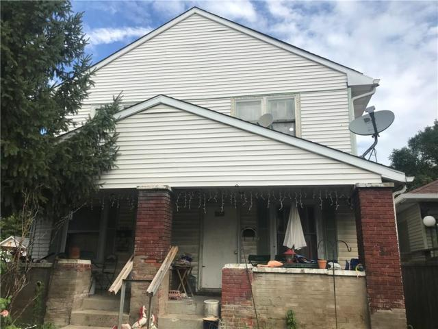2830-32 E New York Street, Indianapolis, IN 46201 (MLS #21596018) :: The Indy Property Source
