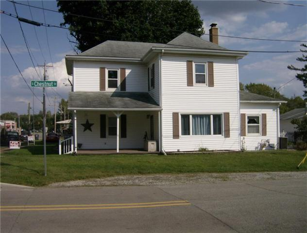 401 E Washington Street, Alexandria, IN 46001 (MLS #21596035) :: The ORR Home Selling Team
