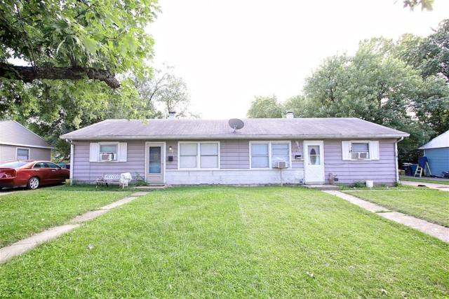 7325-7331 E 54th Street, Indianapolis, IN 46226 (MLS #21596072) :: The Evelo Team