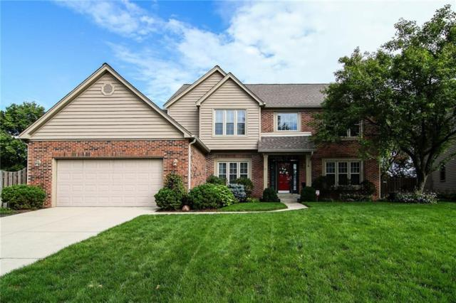 10284 Seagrave Drive, Fishers, IN 46037 (MLS #21596088) :: HergGroup Indianapolis