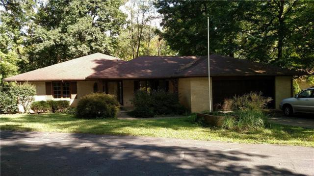 50 River Forest Drive, Anderson, IN 46011 (MLS #21596097) :: FC Tucker Company
