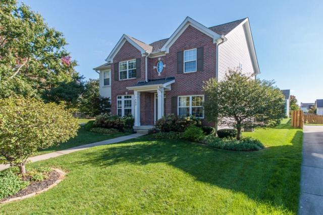 703 Stockbridge Drive, Westfield, IN 46074 (MLS #21596100) :: The Indy Property Source