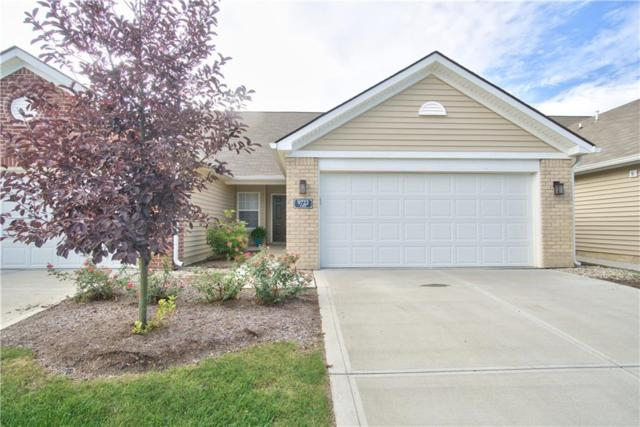 9722 Highpoint Ridge Drive #102, Fishers, IN 46037 (MLS #21596115) :: AR/haus Group Realty