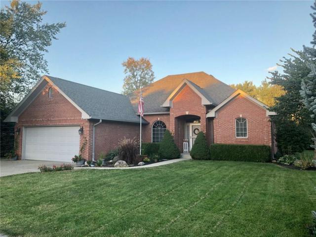 2664 Oak Drive, Clayton, IN 46118 (MLS #21596132) :: The ORR Home Selling Team