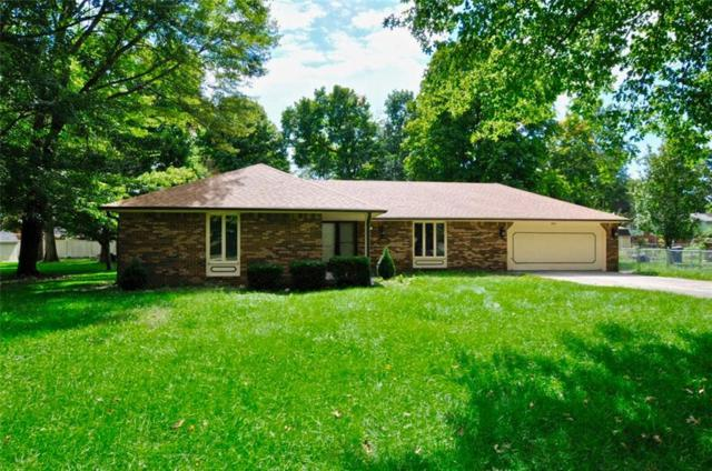 4015 Northwood Lane, Anderson, IN 46012 (MLS #21596133) :: Mike Price Realty Team - RE/MAX Centerstone