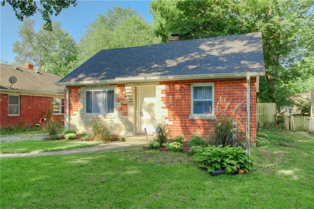 5836 Brouse Avenue, Indianapolis, IN 46220 (MLS #21596157) :: The Evelo Team