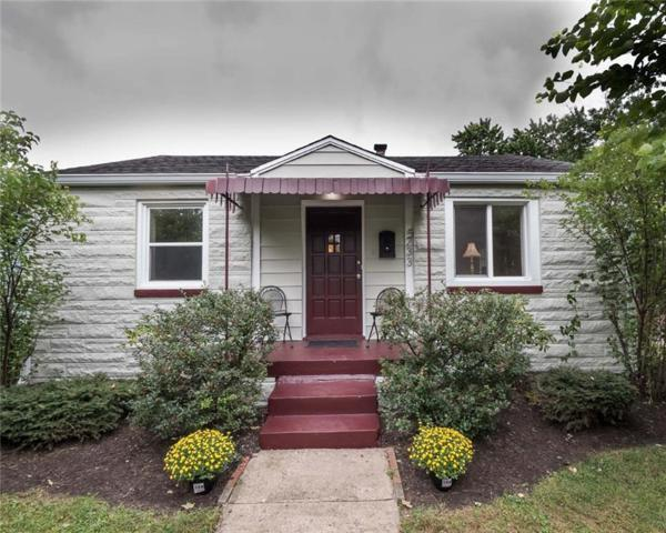 5233 Ford Street, Speedway, IN 46224 (MLS #21596178) :: Mike Price Realty Team - RE/MAX Centerstone