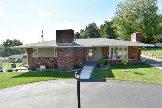 460 Park Place, Martinsville, IN 46151 (MLS #21596180) :: Mike Price Realty Team - RE/MAX Centerstone
