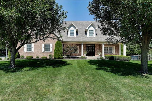 6535 Woodworth Court, Indianapolis, IN 46237 (MLS #21596257) :: The ORR Home Selling Team