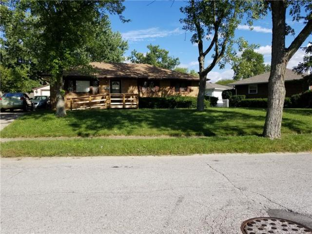 377 Clark Avenue, Beech Grove, IN 46107 (MLS #21596271) :: Mike Price Realty Team - RE/MAX Centerstone