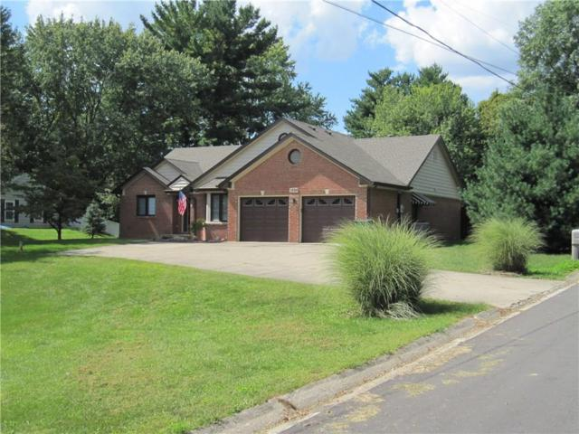 1294 N Washington Street, Danville, IN 46122 (MLS #21596294) :: Mike Price Realty Team - RE/MAX Centerstone