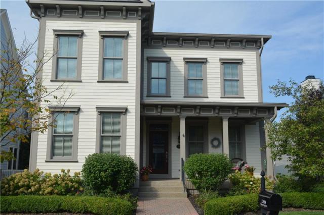 12884 Treaty Line Street, Carmel, IN 46032 (MLS #21596306) :: FC Tucker Company
