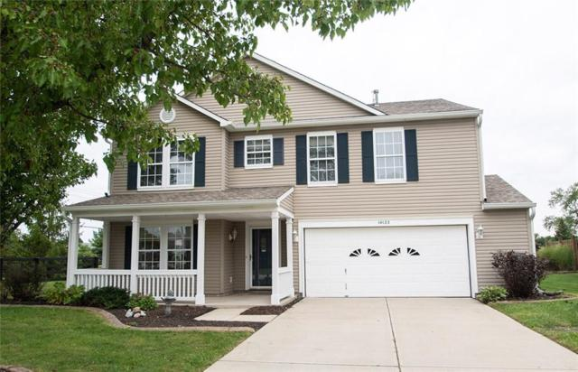 14122 Weeping Cherry Drive, Fishers, IN 46038 (MLS #21596317) :: The Evelo Team
