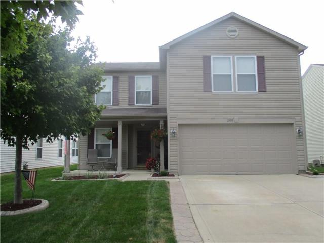 2195 Olympia Drive, Franklin, IN 46131 (MLS #21596336) :: The Evelo Team