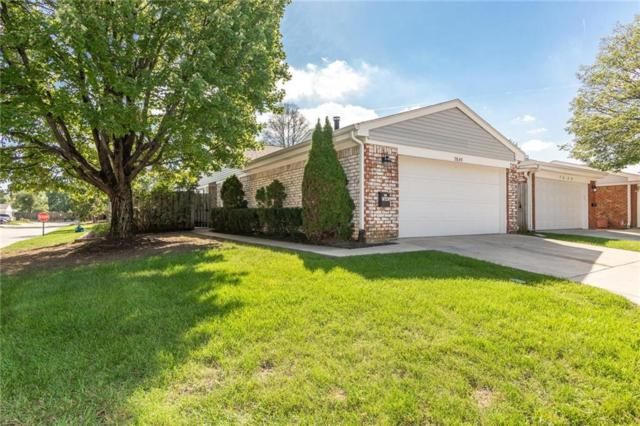 7645 Vintage Court #63, Lawrence, IN 46226 (MLS #21596343) :: Mike Price Realty Team - RE/MAX Centerstone