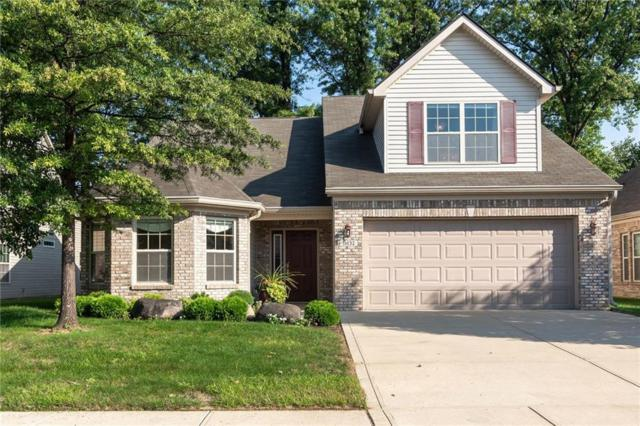 11632 Seven Oaks Drive, Fishers, IN 46038 (MLS #21596450) :: The Evelo Team
