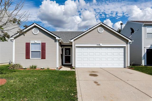 2363 Providence Court, Greenwood, IN 46143 (MLS #21596451) :: The Evelo Team