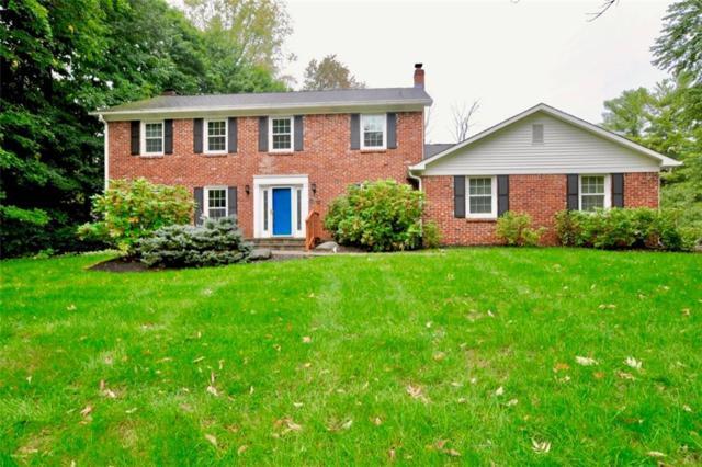 11716 Eden Estates Drive, Carmel, IN 46033 (MLS #21596489) :: Mike Price Realty Team - RE/MAX Centerstone