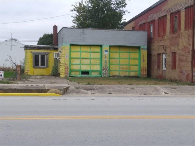 116 S Main Street, Kirklin, IN 46050 (MLS #21596493) :: AR/haus Group Realty