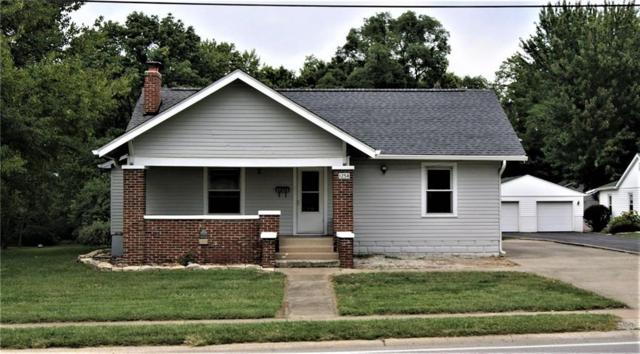 1254 E Thompson Road, Indianapolis, IN 46227 (MLS #21596494) :: Mike Price Realty Team - RE/MAX Centerstone