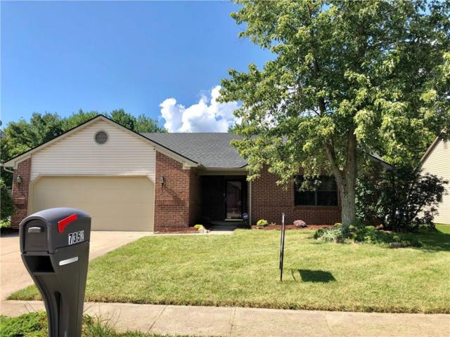 7352 Red Rock Road, Indianapolis, IN 46236 (MLS #21596510) :: The Evelo Team