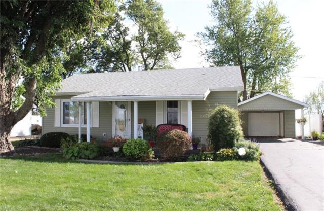 907 W Park Road, Greensburg, IN 47240 (MLS #21596521) :: Richwine Elite Group