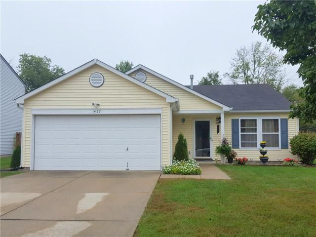 1437 Eucalyptus Circle, Greenfield, IN 46140 (MLS #21596584) :: AR/haus Group Realty